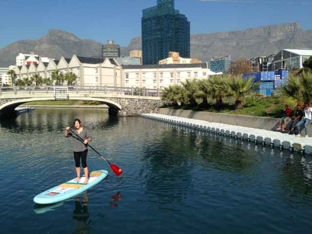 SUP Lesson With Oceanriders